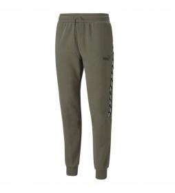 Pantalones ape Sweat Pants verde