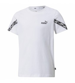 Camiseta Puma Power blanco