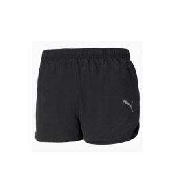 Shorts Run Favorite Split  negro