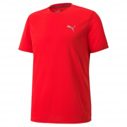 Camiseta Run Favorite rojo
