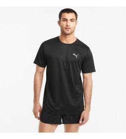 Camiseta Run Favorite SS negro