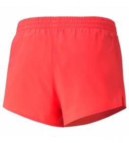 Shorts Run Favorite Woven 3 rojo
