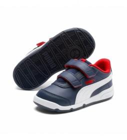 Zapatillas Stepfleex 2 SL VE V Inf marino