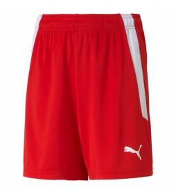 Shorts Team Liga rojo