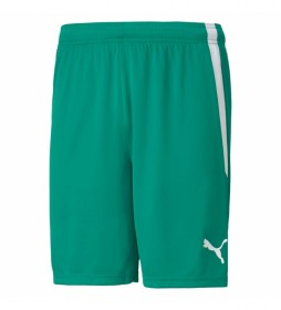 Shorts Team Liga verde