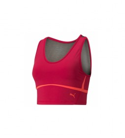 Top deportivo Train Eversculpt Fitted rojo