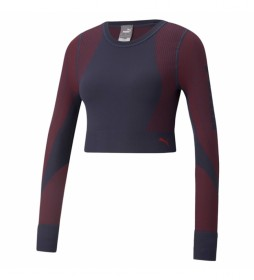 Sudadera Train Seamless Fitted Long Sleeve