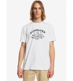 Camiseta Closed Caption blanco