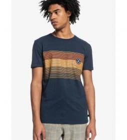 Camiseta New Stripes marino