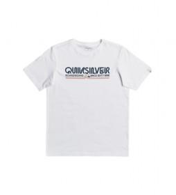 Camiseta Like Gold blanco