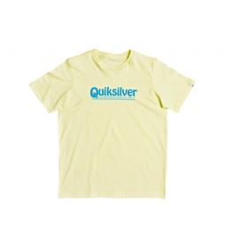 Camiseta New Slang amarillo
