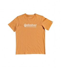 Camiseta New Slang naranja