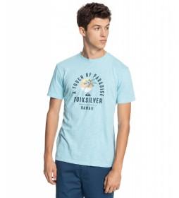 Camiseta Quiet Hours M azul