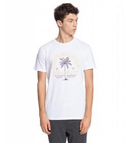 Camiseta Shining Hours M blanco