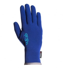 Rab Guantes Power Stretch Pro azul