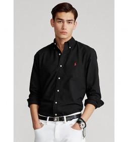 Camisa  Oxford Custom Fit negro