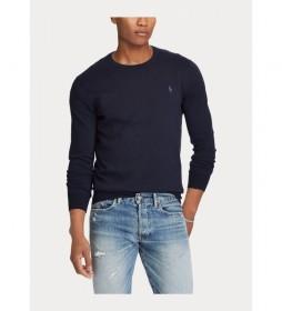 Jersey Slim Fit 710684957001 marino
