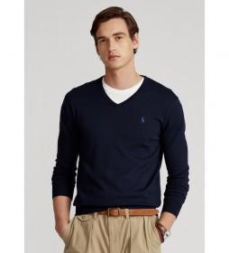 Jersey Slim Fit 710670789004 marino