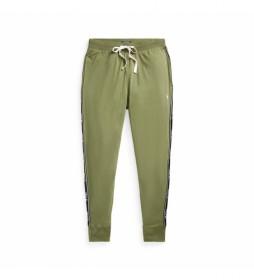 Pantalón Jogger Sleep Bottom verde