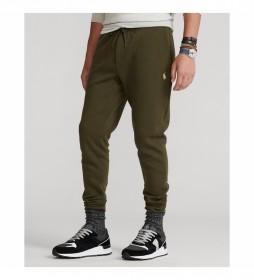 Pantalón Jogger Double-Knit verde