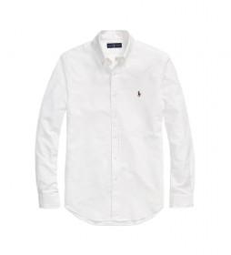 Camisa Oxford Slim Fit blanco