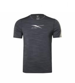 Camiseta Workout  Ready Activchill negro