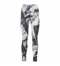 Mallas Workout Ready Printed multicolor