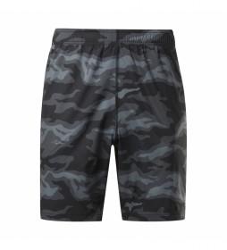 Pantalón corto Workout Ready Graphic gris