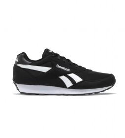 Zapatillas Rewind Run negro, blanco