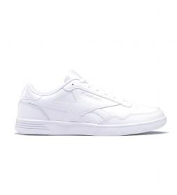 Zapatillas de piel Royal Techque T blanco
