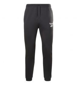 Pantalón Identity Vector negro
