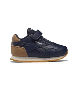 Zapatillas Royal Classic Jogger 3.0 marino, marrón