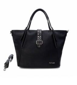 Bolso 083387 negro -29x46x16cm-