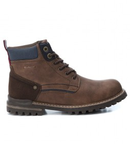 Botines 069057 marrón