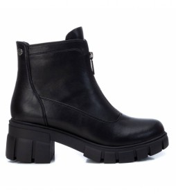 Botines 079026 negro - Altura tacón 6cm -
