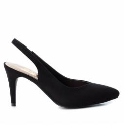 Zapato tacón  salón 069972 negro -Altura tacón: 9cm-