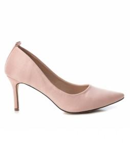 Zapato tacón  salón 069973 nude  -Altura tacón: 8cm-