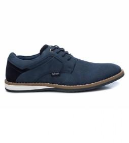 Zapatos 069380 marino