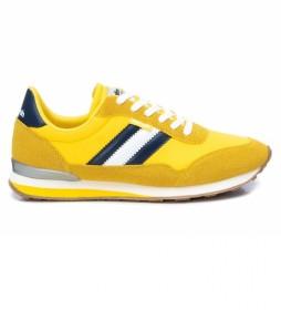 Zapatillas 069410 amarillo
