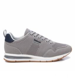 Zapatillas 072910 gris