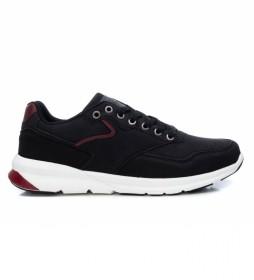 Zapatillas 076495 negro