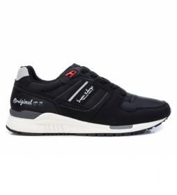 Zapatillas 076518 negro