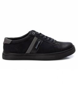 Zapatillas 076525 negro