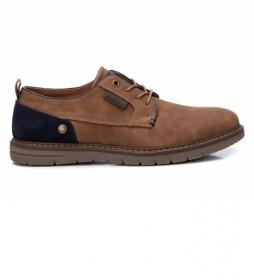 Zapatos 076533 camel