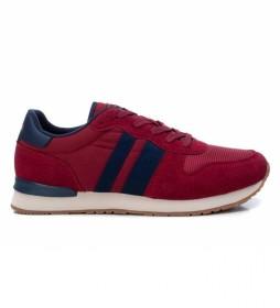 Zapatillas 077794 rojo