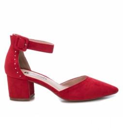 Zapatos 069513 rojo -Altura tacón: 6 cm-
