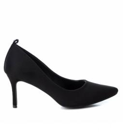 Zapatos 069973 negro -altura talón: 8cm-