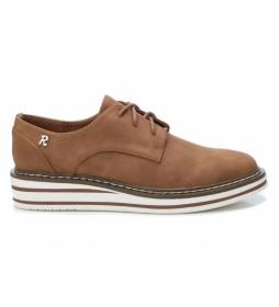 Zapatos 072252 camel
