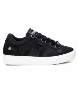Zapatillas 076379 negro