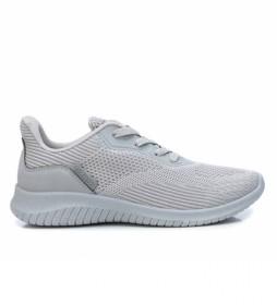 Zapatillas 076788 gris